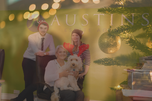 Austins takes on Santa for Charity! - Austins Estate Agents, Wolverhampton