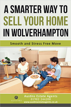A Smarter Way to Sell your Home in Wolverhampton - Austins Estate Agents, Wolverhampton