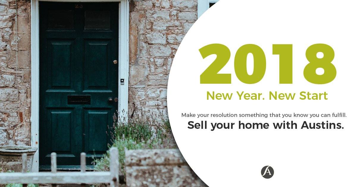 Opening the door to a new chapter - Austins Estate Agents, Wolverhampton