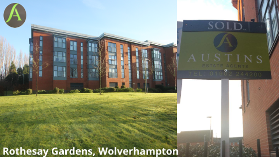 A Sale Agreed the Austins Way - Austins Estate Agents, Wolverhampton