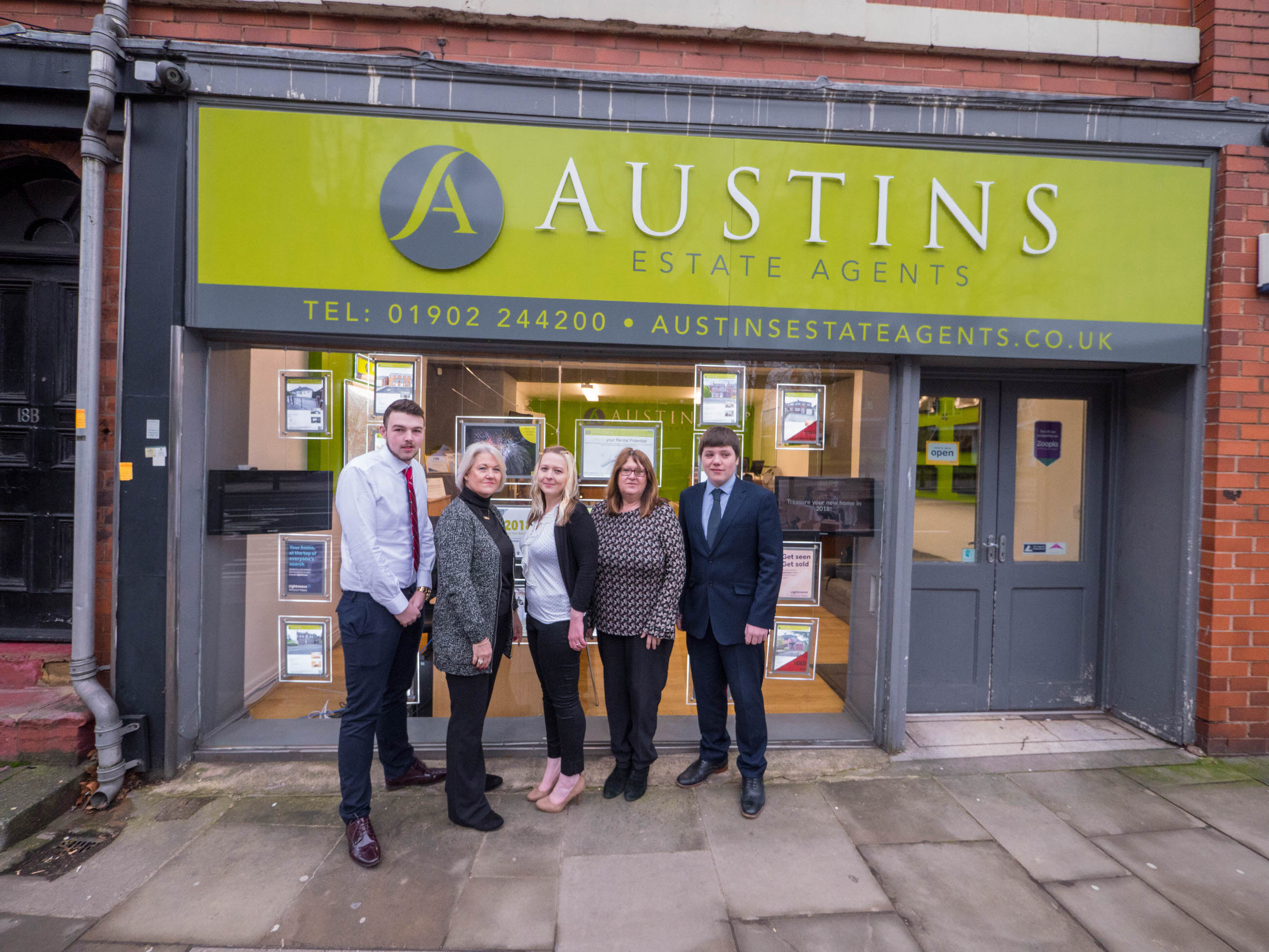 Austins Landlord Event - Austins Estate Agents, Wolverhampton